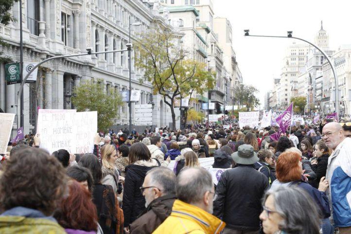 Unidas y libres, contra la violencia de género y la prostitución
