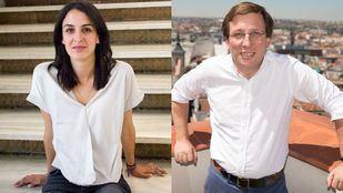 Rita Maestre y José Luis Martínez-Almeida, esta tarde en Com.Permiso.