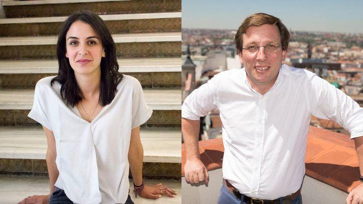 Maestre y Martínez-Almeida, cara a cara en Onda Madrid