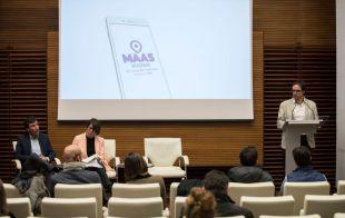 La oferta de movilidad sostenible se une en la app MaaS Madrid