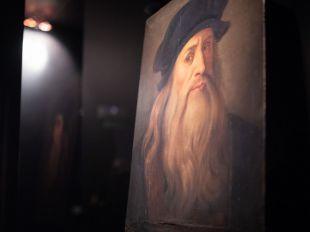 Los 'rostros' ocultos de Da Vinci