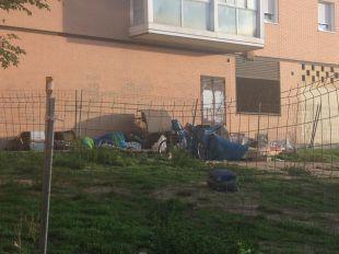 El tercer desalojo del 'asentamiento itinerante' de Tetuán dispara la tensión