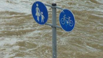 El cambio climático afecta a los riesgos de inundación