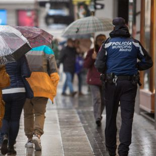 Más presencia policial en las calles hasta el 7 de enero
