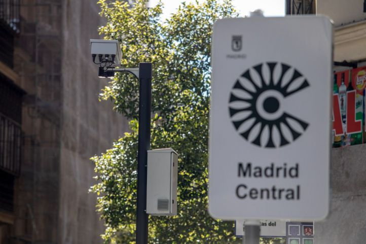 El TSJM rechaza paralizar Madrid Central