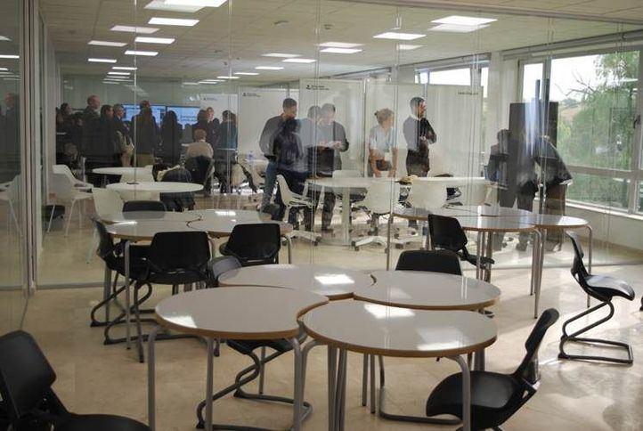 Nuevos espacios de aprendizaje en la UCJC