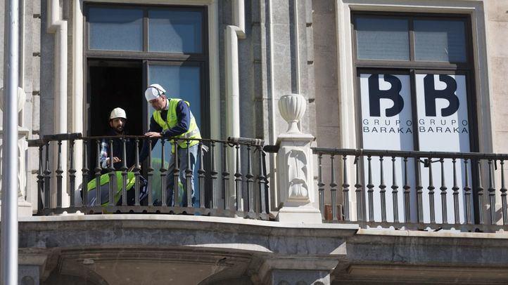 Se reanudan las obras del edificio España