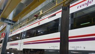 Los trenes de Cercanías han evitado la circulación de 120 millones de viajes en automóvil en las carreteras del área metropolitana de Madrid, según in informe de Adif
