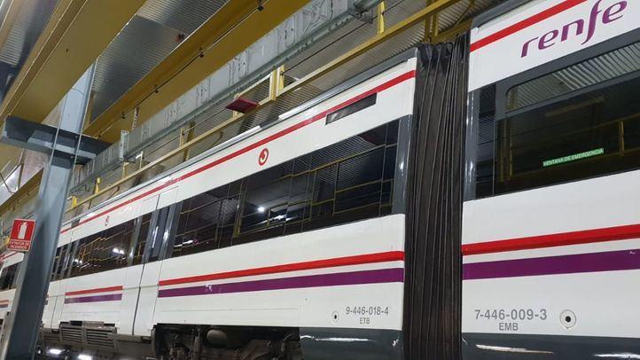 Cercanías Madrid permite un ahorro de 260 millones en términos de impacto ambiental