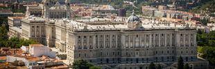 Un palacio nacido de las cenizas de Velázquez, Tiziano o Da Vinci