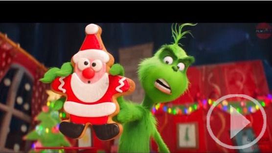 El Grinch lleva el espíritu (anti)navideño a la cartelera