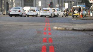 El tráfico con Madrid Central: disminuye en Gran Vía, aumenta en la M-30