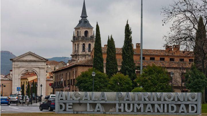 Alcalá de Henares, Ciudad Patrimonio de la Humanidad.