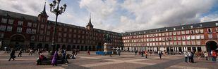 Nace la Plaza Mayor de Madrid