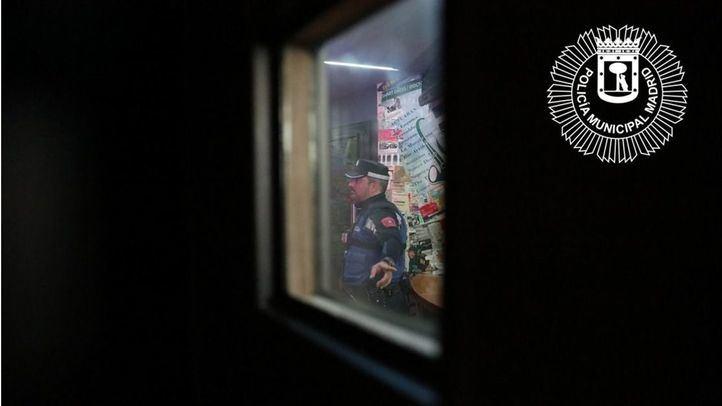 Precintado en Tetuán un bar que presentaba graves deficiencias de higiene