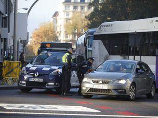 Normalidad en el primer fin de semana de Madrid Central