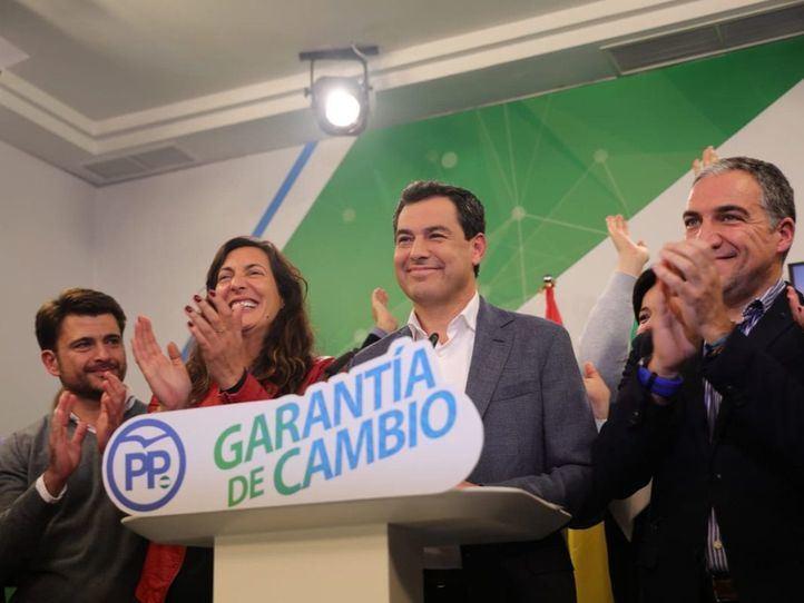 Vuelco histórico: gana el PSOE, pero la coalición PP-Cs-VOX alcanza la mayoría absoluta