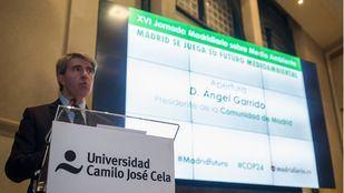"""Garrido apela al consenso: """"No podemos dar soluciones improvisadas"""""""