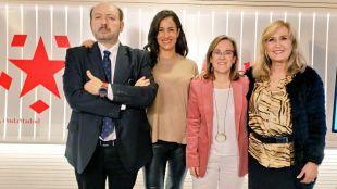 Villacís extiende la mano a Susana Díaz y la cierra a Vox