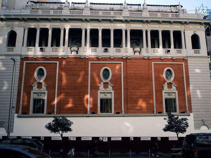 Palacio de la Musica Gran Vía