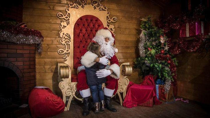 Los más pequeños podrán visitar La Casita de Papá Noel