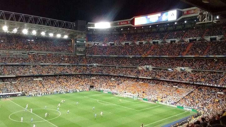 UGT reclama más 'autoprotección' para los vigilantes del River-Boca en el Bernabéu