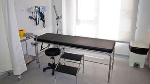 Centro de Salud Las Margaritas, Getafe, Inauguracion 28-03-2014.   Consulta del medico.