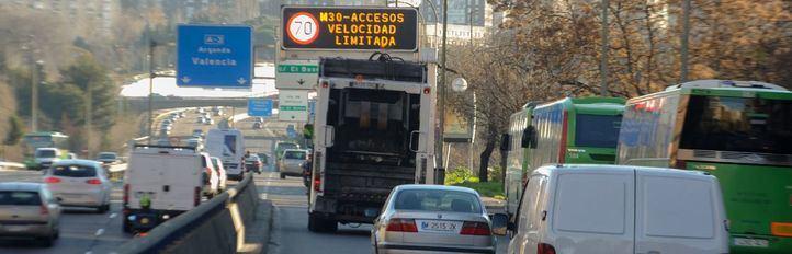 Continúa la limitación de velocidad, pero se puede aparcar