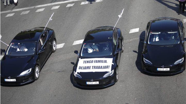 El Ayuntamiento regulará las VTC tras una consulta popular