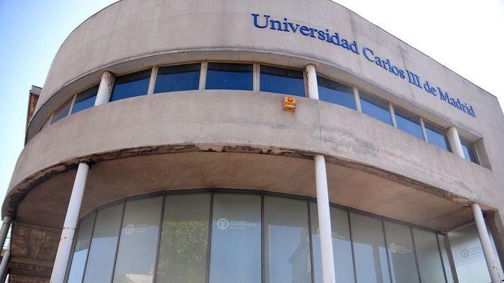 Puerta Toledo  Universidad Carlos III de Madrid.
