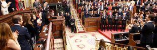Pitos a Sánchez, dos reyes y el debate sobre la reforma