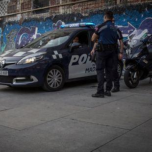 Detenido en Villaverde un atracador de taxistas