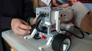 La robótica en las aulas potencia las habilidades de los alumnos