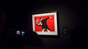 El universo Banksy llega por primera vez a Madrid