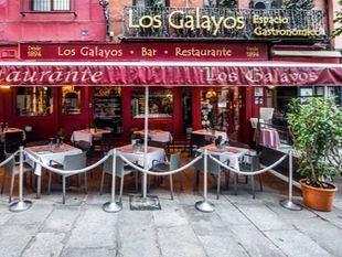 Los Galayos recoge el premio 'Alimentos de España' a la restauración 2017