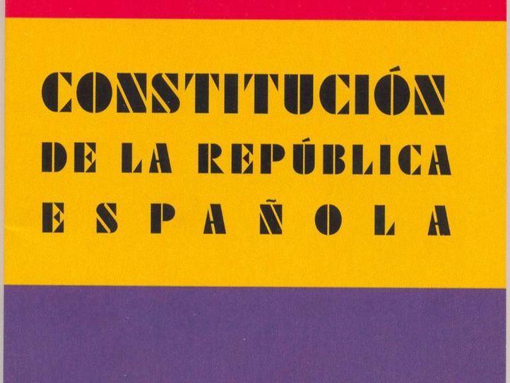 La Constitución Republicana, aprobada