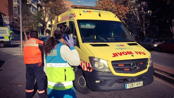Herido grave un hombre de 87 años al ser atropellado en Alcorcón
