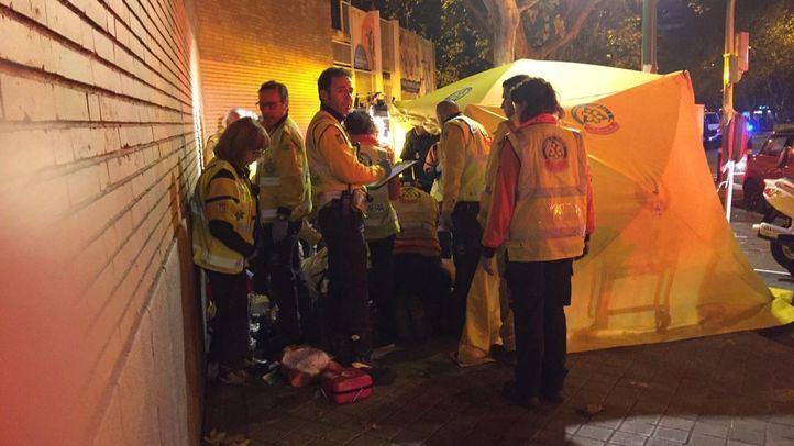 Un aficionado sufre una parada cardiorrespiratoria cuando se dirigía a ver el River-Boca