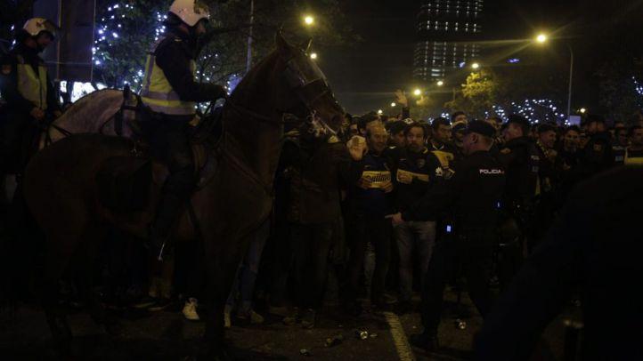 Deportados tres ultras peligrosos durante la Copa Libertadores