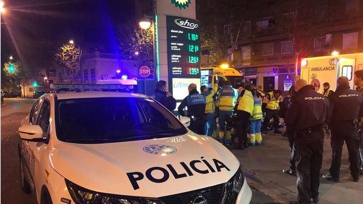 Detenido uno de los implicados en la agresión en una gasolinera