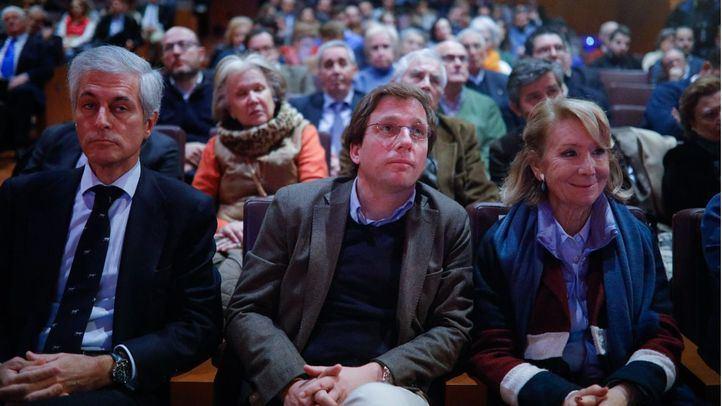 Los nombres más sonados en las quinielas del PP para 2019 han estado acompañados también de la expresidenta madrileña y exedil popular Esperanza Aguirre.