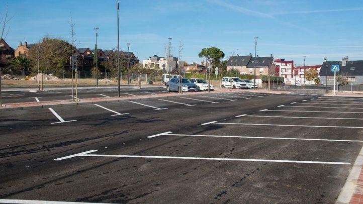 Nuevo aparcamiento en Pozuelo: 130 plazas en la calle Diamante