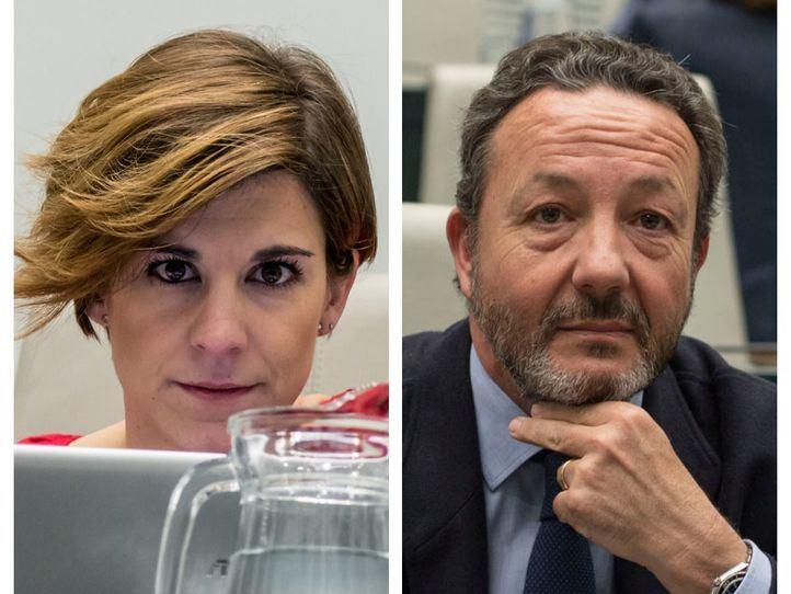 Sofía Miranda e Íñigo Henríquez de Luna.