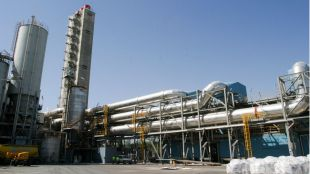 Líneas de incineración: 3 hornos de lecho fluidizado de arena, calderas y sistemas de depuración de gases.