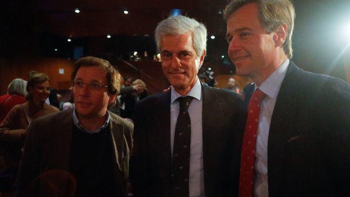 Suárez Illana, Terol y Martínez-Almeida coinciden en un acto del PP