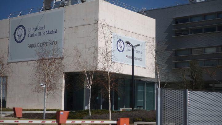 Universidad Carlos III. Sede de Leganés.