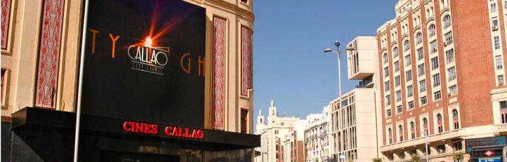 Nace el Cine Callao, culto a la gran pantalla