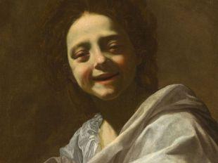 El 'Retrato de niña con paloma', del pintor Simon Vouet.