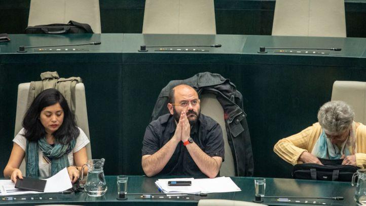 Los ediles críticos con Carmena se unen en la Bancada Municipalista
