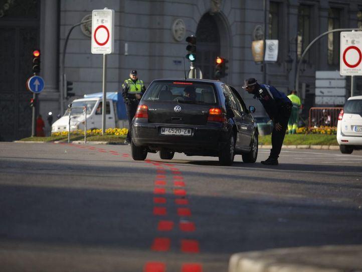 El impacto sobre los precios de los aparcamientos, lo más negativo de Madrid Central